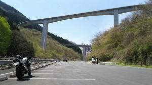 2017-04-20羊山公園~勝沼ツーリング (4)
