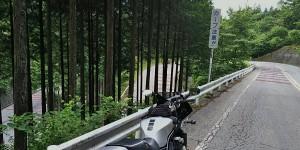 2017-08-03奥多摩~丹波山~相模湖~津久井湖ツーリングブログ (7)