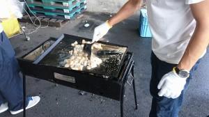 料理②いか焼き