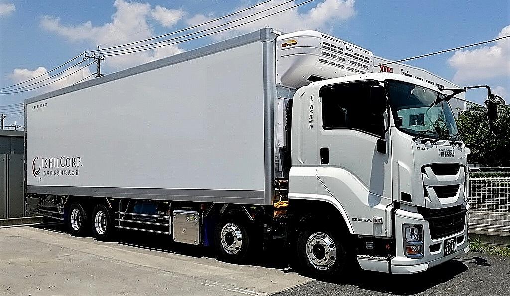 20210615 いすゞ大型GIGA納車 入間 (2)